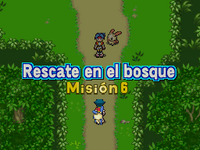 Pokémon Ranger Misión 6