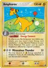 Ampharos 1 (Ex (TCG) Unseen Forces)