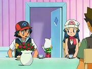 EP494 Rosrade escondiendose de Ash