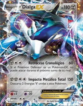 Dialga-EX (XY4-062 TCG)