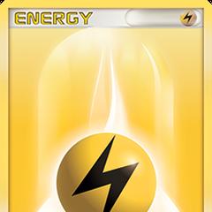 Energía rayo en <a href=