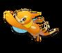Buizel Pokémon Mundo Megamisterioso