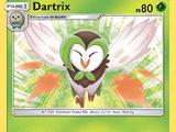 Dartrix (Sol y Luna TCG)