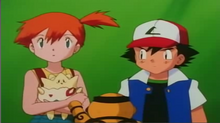 EP074 Playera de Ash con cuello verde