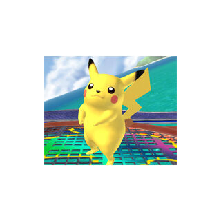 Pikachu en Super Smash Bros. Brawl.