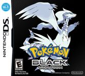 Pokémon Black carátula US
