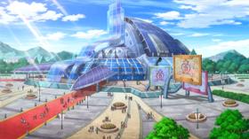 EP912 Gran espectáculo Pokémon de Frey