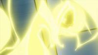 EP928 Pikachu usando rayo