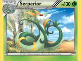 Serperior (Negro y Blanco 5 TCG)