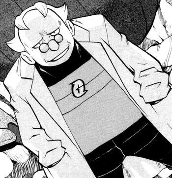 "Charon en la <a href=""/wiki/Saga_Platinum"" title=""Saga Platinum"" class=""mw-redirect"">Saga Platinum</a>."
