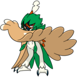 Decidueye (dream world)