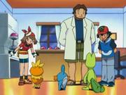 EP277 Pokémon iniciales