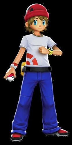 """Ilustración de Nacho en <a href=""""/es/wiki/Pok%C3%A9mon_Battle_Revolution"""" title=""""Pokémon Battle Revolution"""">Pokémon Battle Revolution</a>"""