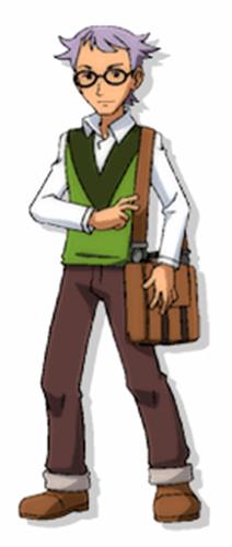 Ilustración de Tonio en la décima película