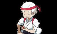 VS Pokéabu (mujer) ROZA