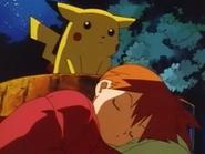 EP003 Misty durmiendo