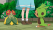EP861 Bellossom y Chespin
