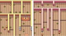 Interior del Gimnasio de Lavacalda en los videojuegos