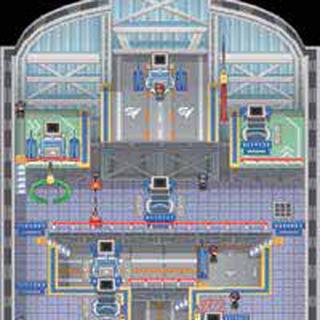 Interior del gimnasio de Ciudad Loza en NB.