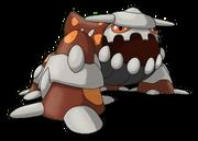 Heatran Pokémon Ranger 3