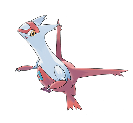 Latias | WikiDex | FANDOM powered by Wikia