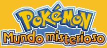 Logo Pokémon Mundo Misterioso