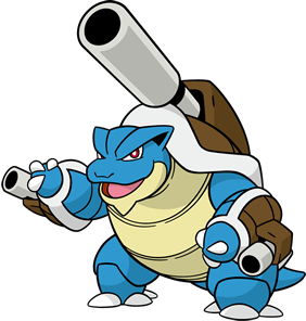 Mega-Blastoise (dream world)