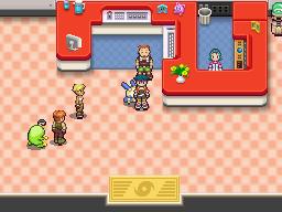 Pokémon Ranger Base Ranger (Planta baja)