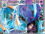 Toxapex-GX (Albor de Guardianes TCG)