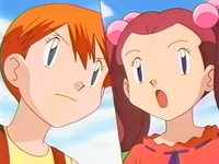 EP228 Misty VS Sakura