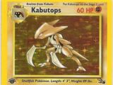 Kabutops (Fósil 9 TCG)