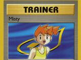 Misty (Gym Heroes TCG)