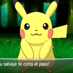 Aparición de un Pokémon salvaje en <a href=