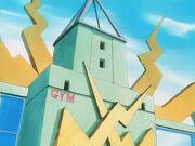 EP014 Gimnasio Pokémon de Ciudad Carmín