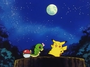 EP003 Caterpie y Pikachu