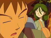 EP499 Cheryl evadiendo a Brock