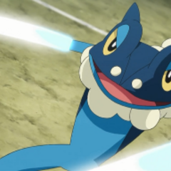 EP862 Frogadier usando golpe aéreo.png