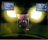 Kabutops usando malicioso en Pokémon Stadium N64