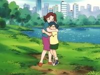 EP027 Arnold con su madre