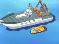 EP370 Barco y submarino de Adam