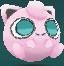Muñeco Jigglypuff ROZA