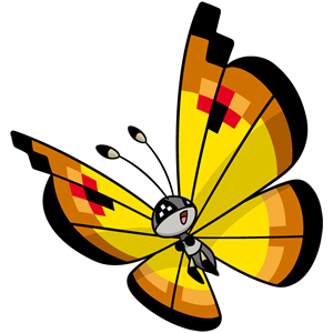 Vivillon continental (dream world)