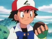 EP145 Ash con un bonguri negro