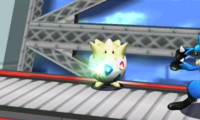 Togepi SSB4 3DS