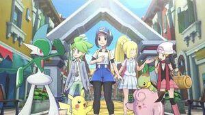 ¡Seis meses de compis en Pokémon Masters!