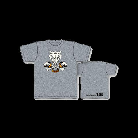 Camiseta de Cubone de <a href=