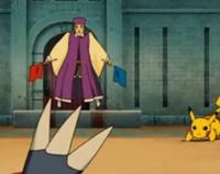 P08 Árbitro Pokémon del Palacio Cameron