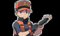 VS Pokémon Ranger (hombre) ROZA