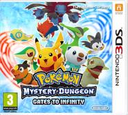 Pokémon Mundo Misterioso: Portales al infinito