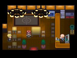 Interior del Café Revancha